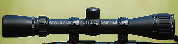 Clearidge RM 3X9 rifle scope for a 22