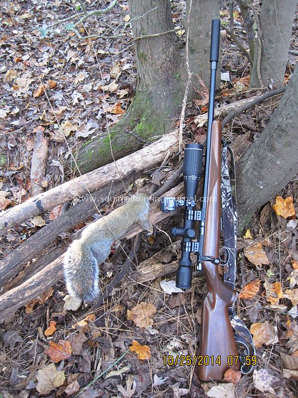 10-25-14 Squirrel Hunting