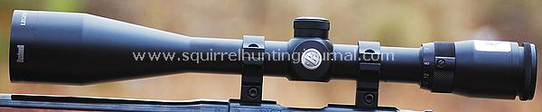 Bushnell Ultra HD 4.5-14x44SF Closeup