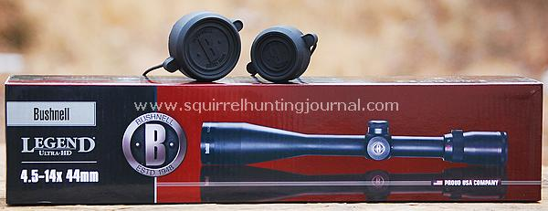 Bushnell Ultra HD 4.5-14x44SF Overview